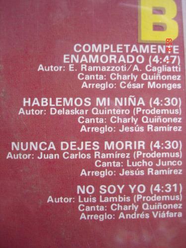vinyl vinilo lp acetato fotmula 8 vallenato enamorado
