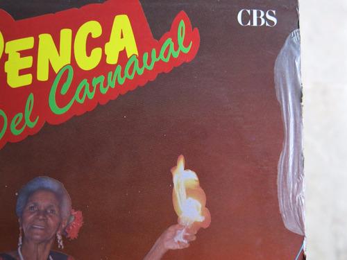 vinyl vinilo lp acetato irene martinez cumbias carnaval