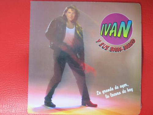 vinyl vinilo lp acetato ivan y sus van van merengue