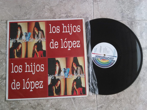 vinyl vinilo lp acetato los hijos de lopez rock argentina