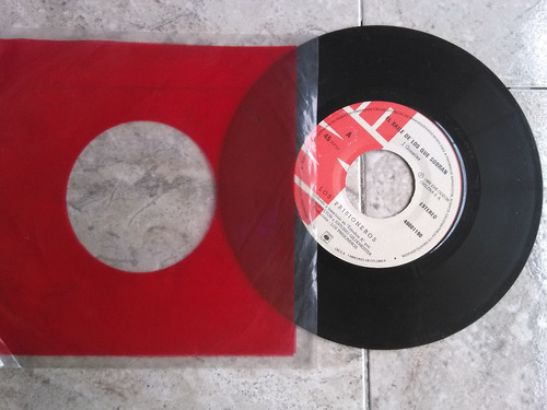 vinyl vinilo lp acetato los prisioneros 7 sexo muevan