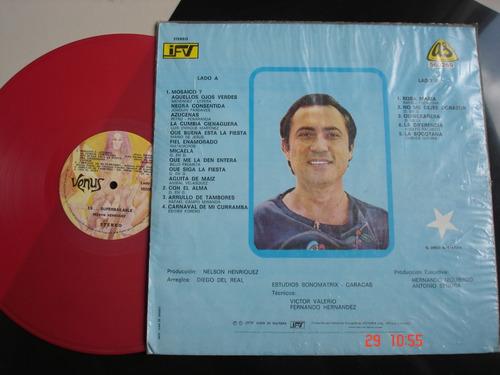 vinyl vinilo lp acetato nelson henrriquez es... superbailabl