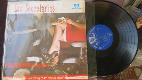 vinyl vinilo lp acetato peñaranda y su conjunto cumbia tropi
