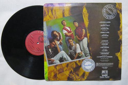 vinyl vinilo lp acetato poligamia una cancion cepeda rock