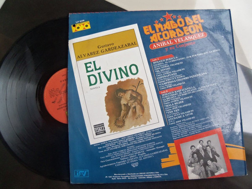 vinyl vinilo lps acetato anibal velazquez