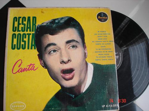 vinyl vinilo lps acetato cesar costa