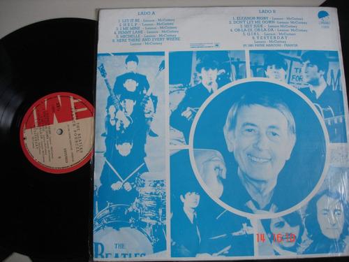 vinyl vinilo lps acetato meets the beatles frank pourcel