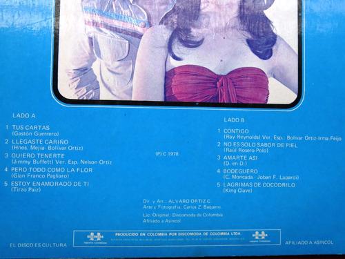 vinyl vinilo lps acetato uno y dos siempre los primeros