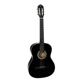 Violão Acústico Giannini Start S-14 Tilia Black