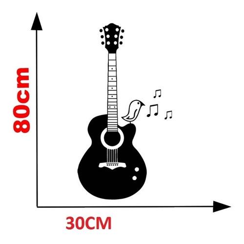 violao acustico iniciante mini 80cm com 6 cordas em aço