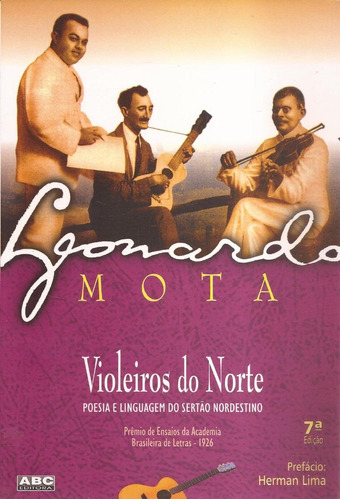 violeiros do norte - leonardo mota