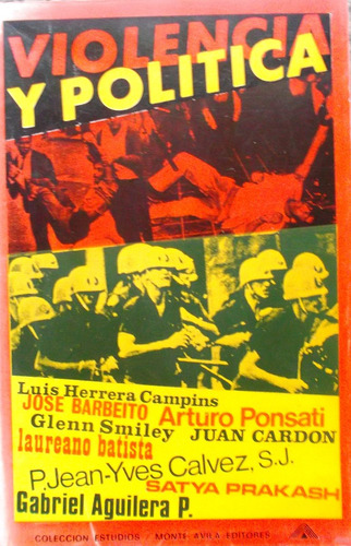 violencia y política