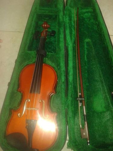 violin 1/2 marca paganini como nuevo