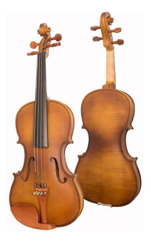violin 4/4 con estuche epic modelo ep v2, despacho gratis