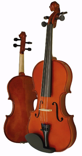 violin 44 con estuche ideal aprendizaje