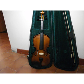 Violin 4/4 Cremona Modelo Sv-130, Como Nuevo