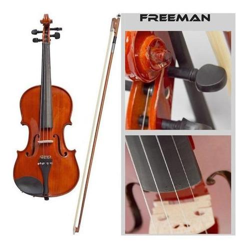 violín 4/4 freeman classic frv50
