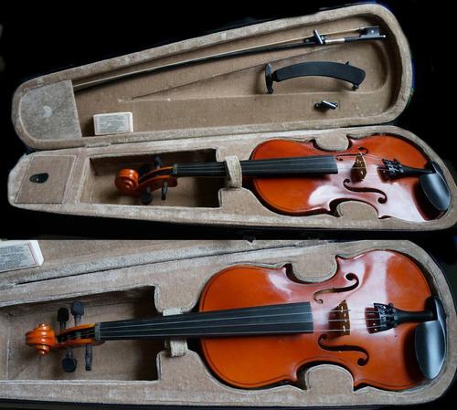 violín 4/4 para estudiantes