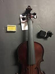 violin c/ arco y estuche tamaños 3/4