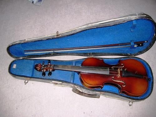 violin copia original stradivarious 1/2, ideal estudiante
