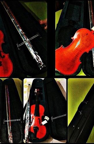 violín cremona 4\4