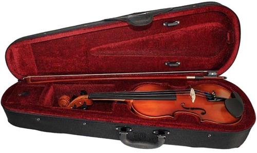 violin de estudio stradella 4/4 con estuche arco y resina