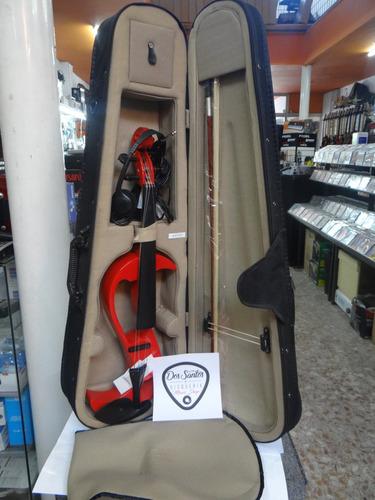 violin electrico marca maple company