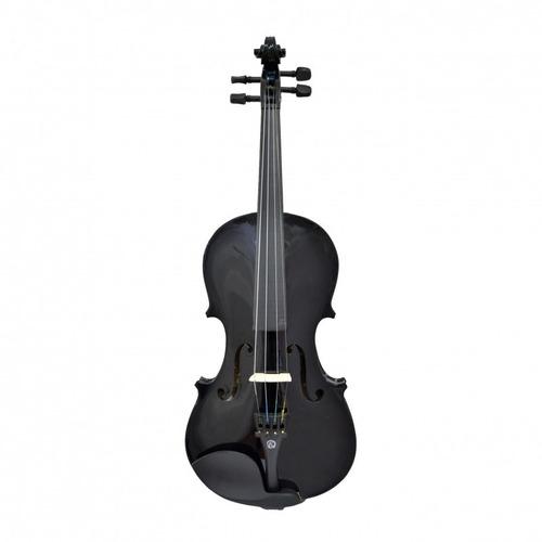 violín etinger 4/4 ma212 negro