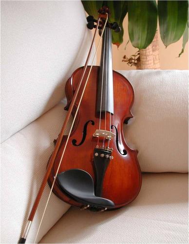 violin lark mate oscuro+regalos+pack+ envío