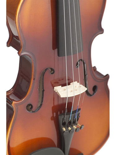 violín maxtone para niños 1/4 con estuche y accesorios