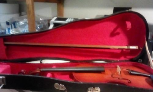 violín parrot 1/4 para niños