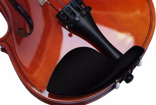 violin profesional de madera dos tamaños a elegir y  regalos