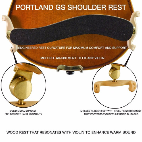 violin ricard bunnel g1 violin outfit 3/4 size