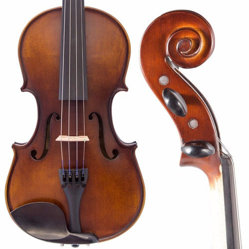 violin ricard bunnel g2 violin outfit 3/4 size
