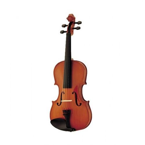 violín stradella 1/4 tapa de pino macizo con estuche