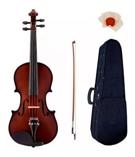 violin stradella 4/4 estuche arco resina nuevo envio gratis