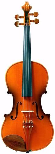 violin stradella mv1419 4/4 macizo hecho a mano