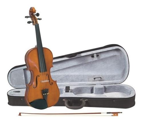 violin sv75 4/4 incluye estuche y arco cremona - musicstore