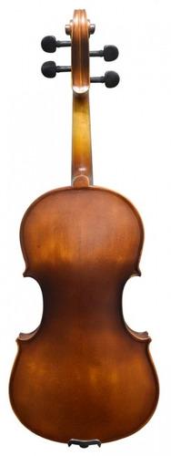 violin tune up 4/4 madera solida mate pack