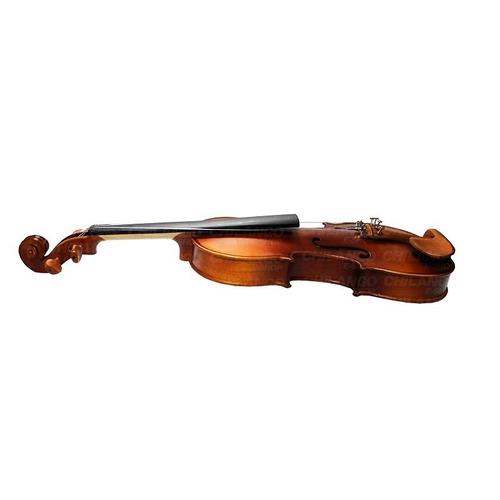 violine 4/4 con estuche madera de maple