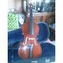 Violin Hartmann Con Estuche Y Llave