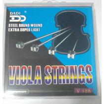 Sets De Cuerdas Para Viola Marca Dadi