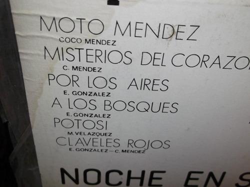 violines magicos noche en sudamerica lp