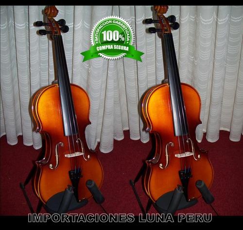 violines para niños todos los tamaños y accesorios con curso