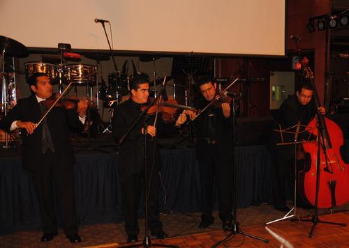 violinista y ensambles musicales para eventos (en vivo)