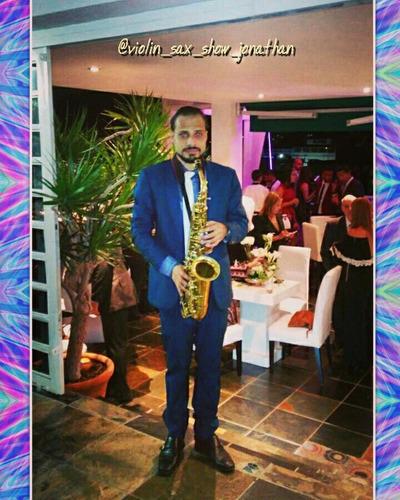 violinista y saxofonista bodas eventos clases violin
