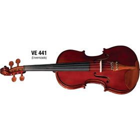 Violino Eagle Ve-441 Envernizado 4/4 C/ Estojo