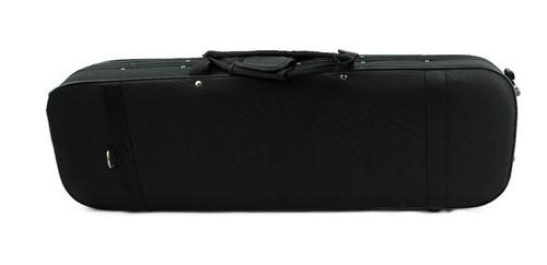 violino profissional konig vk549 4/4 de madeira completo