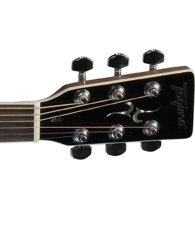 violão aco tagima dallas tuner elétrico afinador bom barato