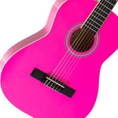 violão acústico michael clássico nylon vm15ny pk